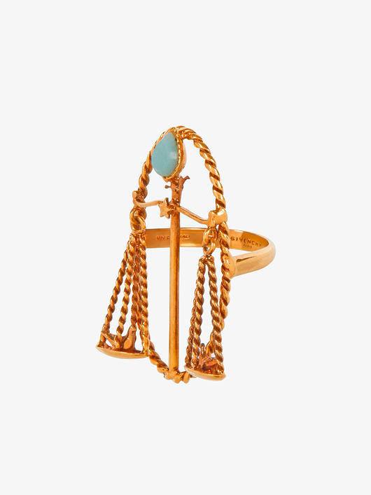 Фото №1: Кольцо от Givenchy из коллекции Women's Jewels