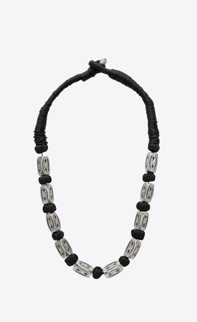 Фото №2: Ожерелье от Yves Saint Laurent из коллекции Men's Jewelry