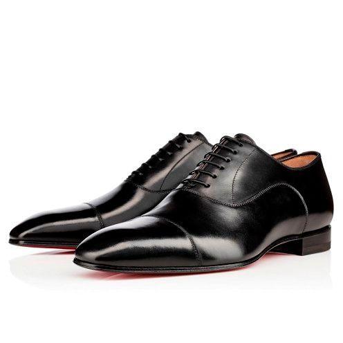 Фото №1: Туфли от Christian Louboutin из коллекции Men's Shoes