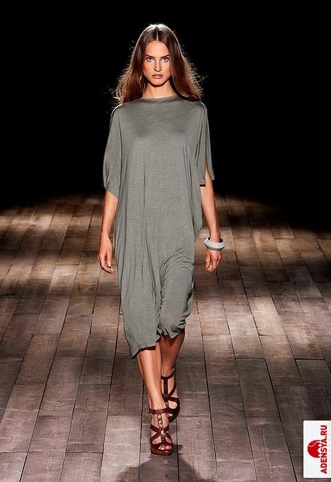 Описание: платье трикотажное выкройка (11 фото.