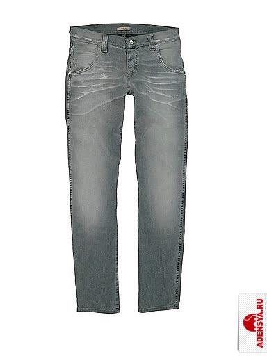 Фото №4: Джинсы брюки
