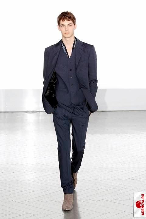 Фото №4: костюмный жилет