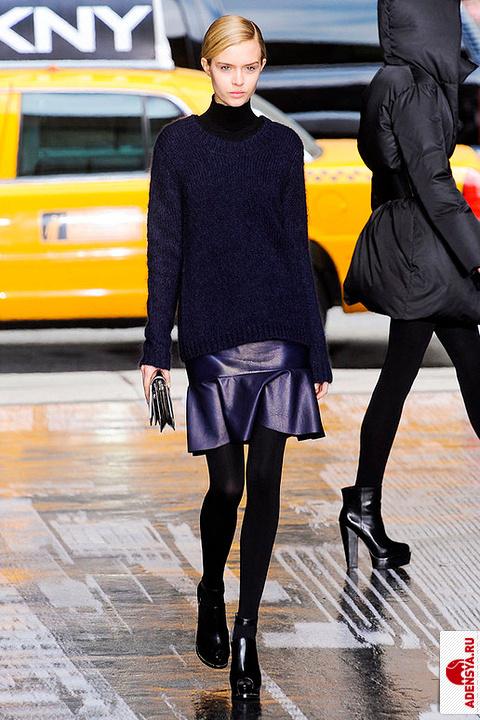 Коллекция DKNY.
