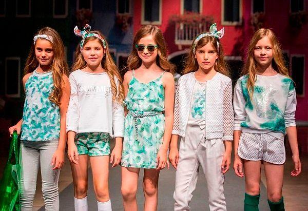 Детская одежда весна-лето 2016