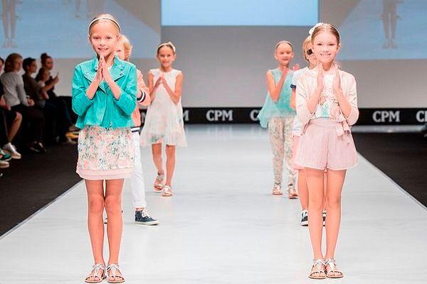 Детские коллекции одежды весна-лето 2016