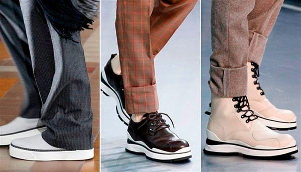 Тенденции обуви сезона 2016-2017 - модные ботинки