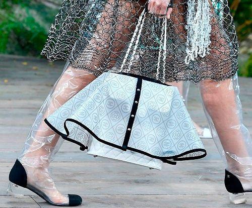 Юбка – новый аксессуар для сумочек