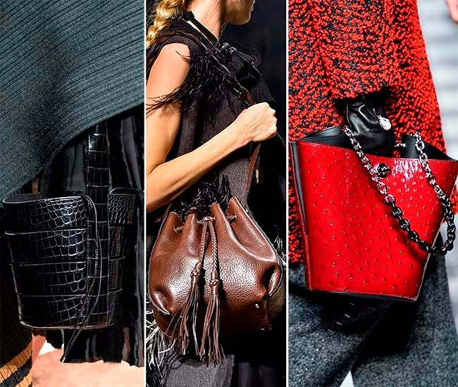Фасон мешок и цилиндр в моде