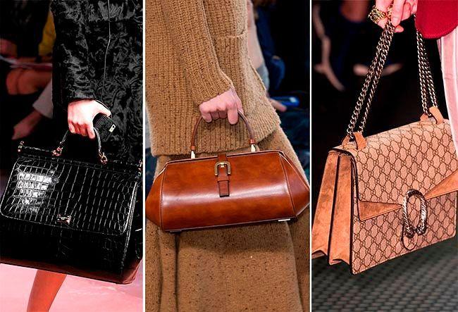 Фото модные сумки