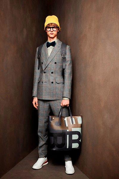 Осенне-зимние коллекции сумок для мужчин