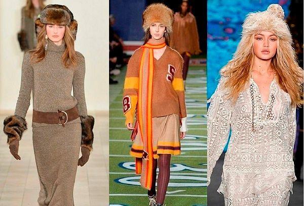 Модные женские аксессуары сезона Осень-Зима 2016
