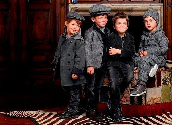 Распродажа верхней зимней детской одежды в интернет-магазинах и бутиках мировых брендов