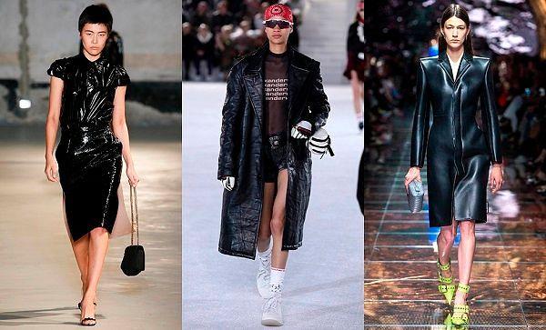 Пальто 2019 тенденции.