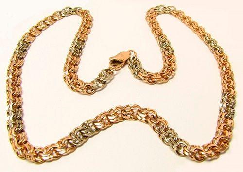 Мужские украшения на шею: цепочки из золота