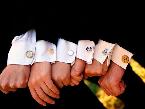 Запонки: must have для каждого мужчины
