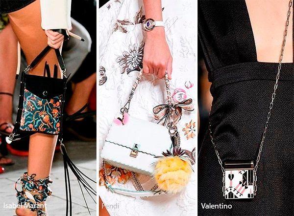 Женские сумки Весна 2017: фото