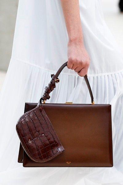 Женские модные сумки Весна 2017: фото коллекции Celine