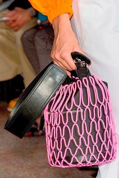 Женская сумка Лето 2017: фото коллекции MSGM
