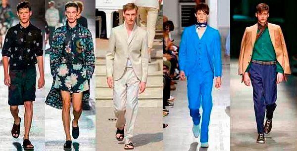Модные тенденции Весна/Лето 2017: мужчины в тренде
