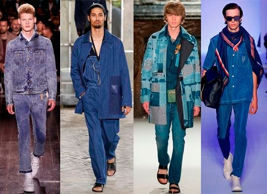Модная одежда Весна 2017: фото джинсовых курток