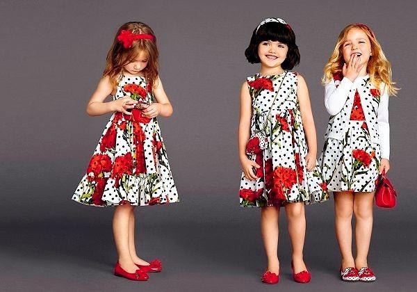 Одежда на лето для девочек