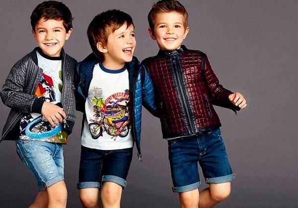 Детская одежда Лето 2017