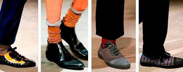 Модная обувь Весна 2017: фото