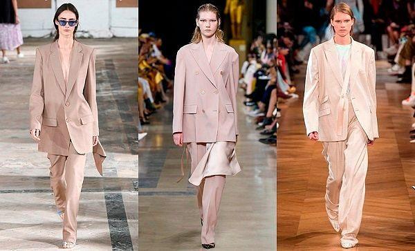 Тренды в одежде 2019-2020: фото