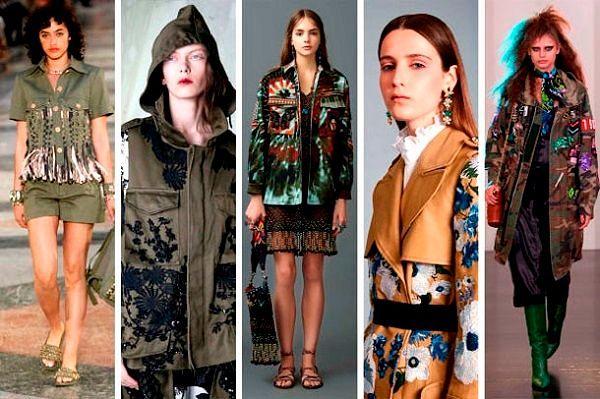 Куртки, плащи и пальто: тренды 2017 года