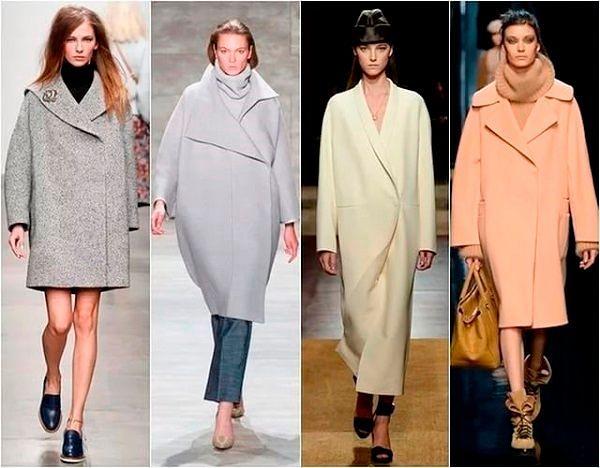 Модные тенденции пальто Весна 2017 года