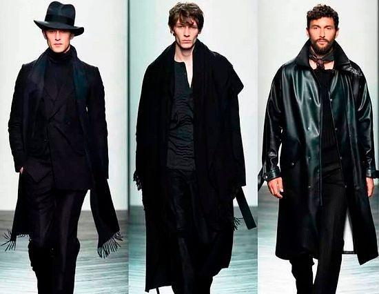 Куртки и пальто Весна 2017: тенденции мужской моды