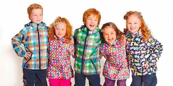 Детская одежда: куртка Весна 2017
