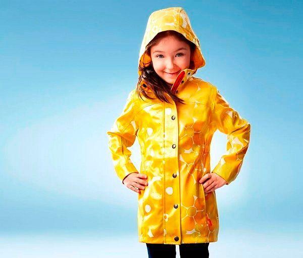 Модная детская верхняя одежда на лето