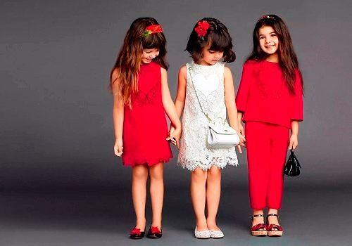 Аксессуары Весна/Лето для детей: фото моды для девочек