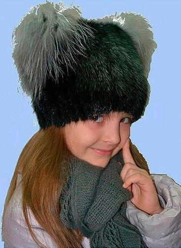 Модные весенние головные уборы для девочек