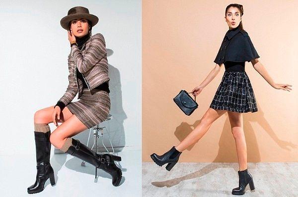 Обувь 2016 тенденции осень