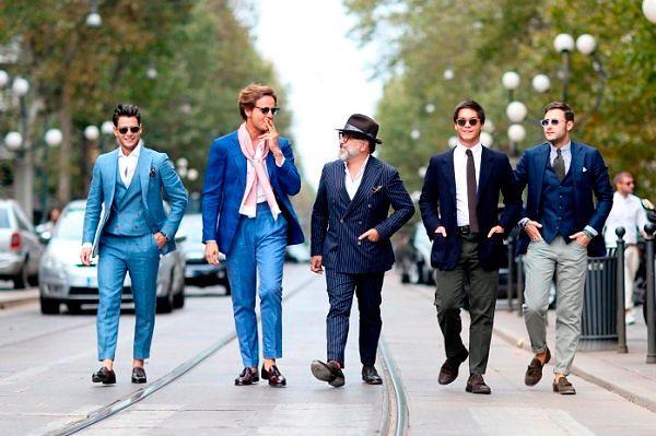 Стильные решения для джентльменов