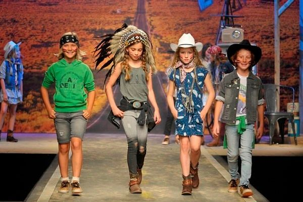 Детская мода Весна-Лето 2018: фото