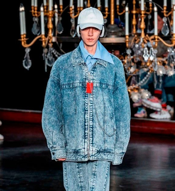 Модные джинсовые куртки 2019-2020.