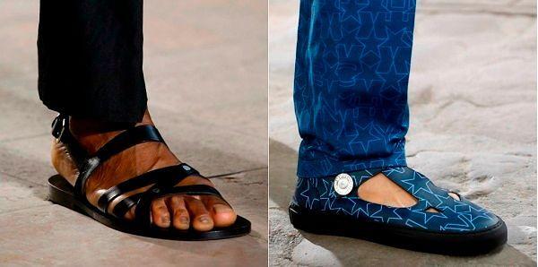 Модные тенденции Весна-Лето 2018: обувь на лето
