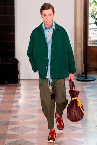 Новые модели сумок для мужчин Весна-Лето