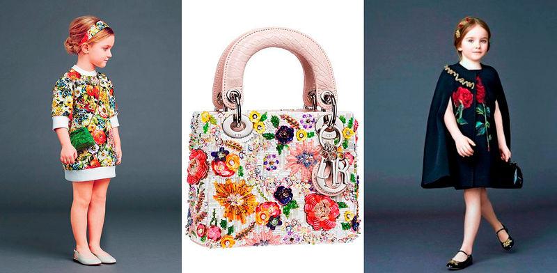 Модные сумки для девочек весна-лето 2018