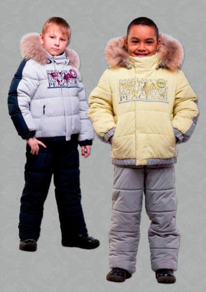 Верхняя одежда для мальчиков должна быть удобной!