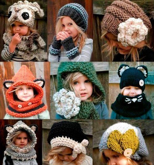 Детские шапки на весну для девочек 2018 фото