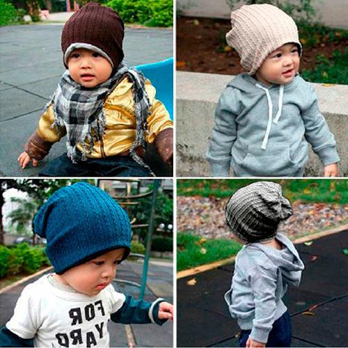 Модные детские шапки весна-лето 2018 фото