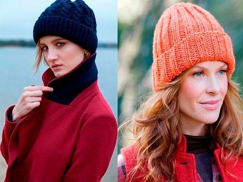 Модные головные уборы Весна 2018: фото женские