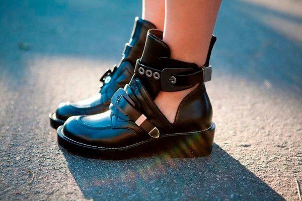 Популярная обувь для женщин 2018, фото