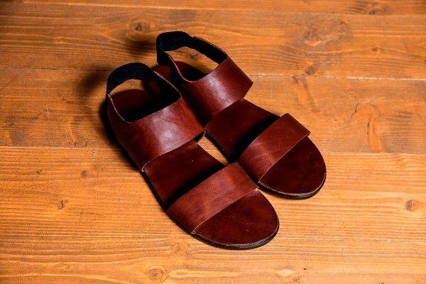 Модные мужские сандалии осень-зима 2018-2019, фото