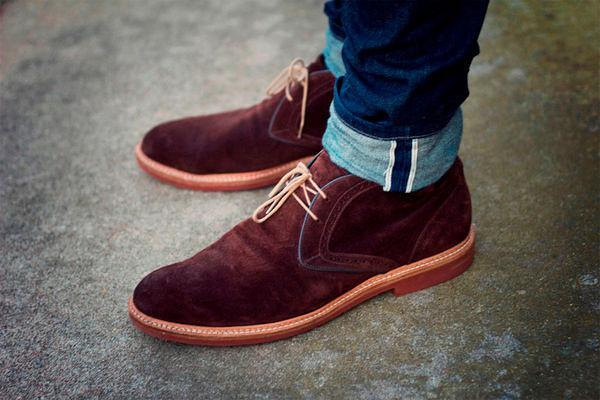Тенденции мужской обуви осень-зима 2018-2019, фото