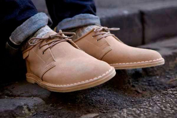 Модные мужские ботинки осень-зима 2018-2019, фото